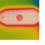 lice cell imaging temperature homogeneity