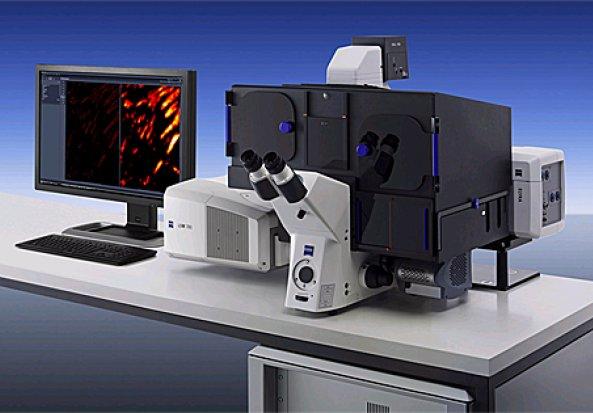 Super-Resolution Structured Illumination Microscopy (SR-SIM)