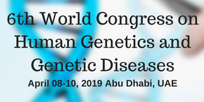 6th world congress on human genetics diseases