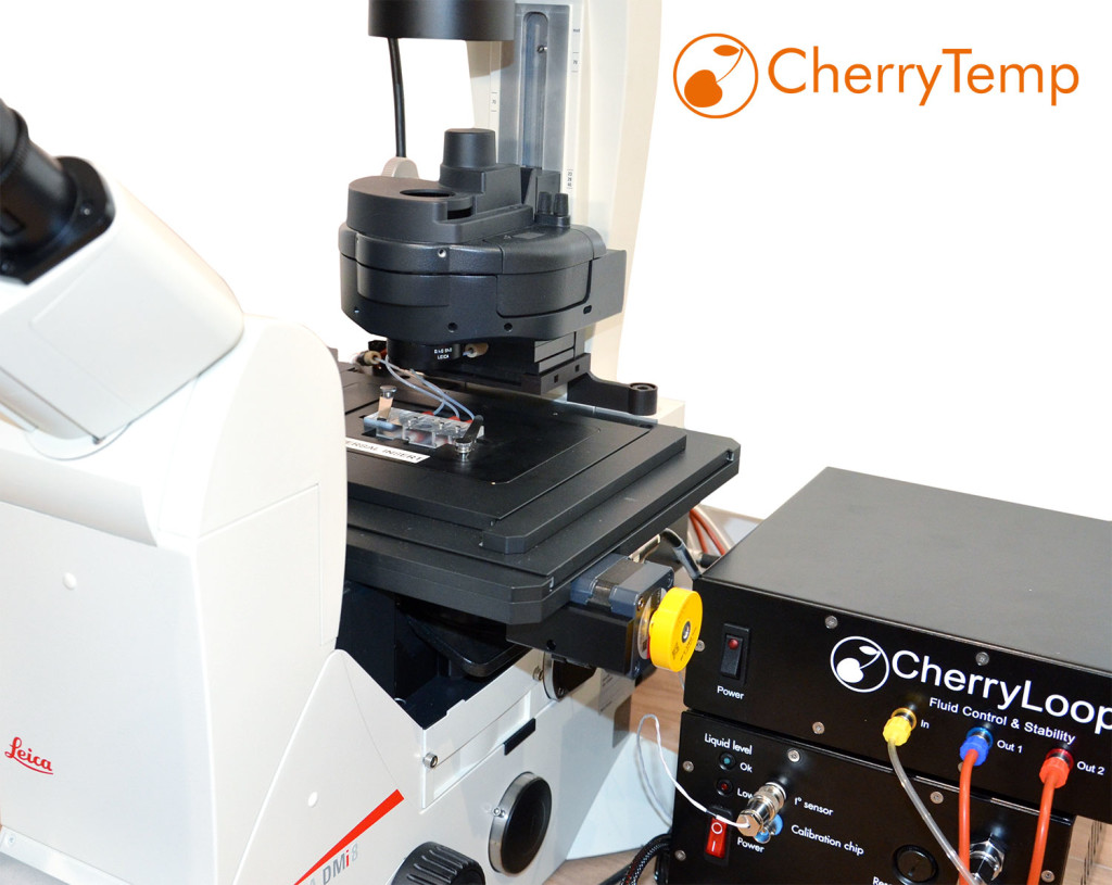 CherryBiotech-CherryTemp-organ-on-a-chip-temperature-control