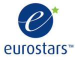 Eurostars-project